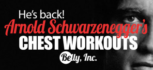 Arnold-Schwarzenegger-chest-workout