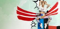 A collaboration between adidas Originals and Rita Ora - Rita Ora Super Hoodie