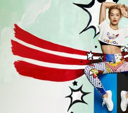 A collaboration between adidas Originals and Rita Ora - Rita Ora Super Hoodie