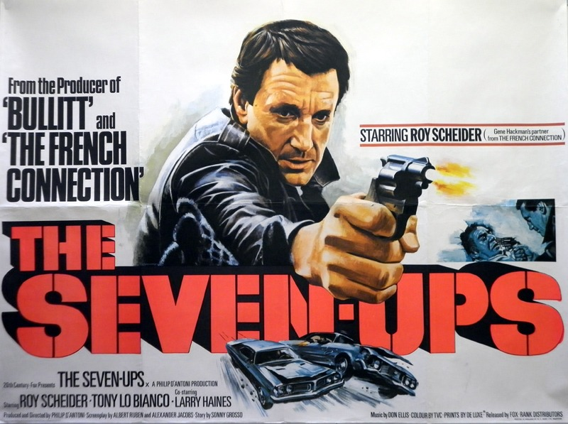 Complete Classic Movie The Seven-Ups 1973