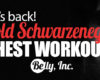 He's back! Arnold Schwarzenegger'S INSANE chest workouts