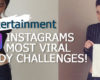 Instagrams MOST viral body challenges!