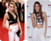 Is midriff baring fashion a growing trend of 2015?